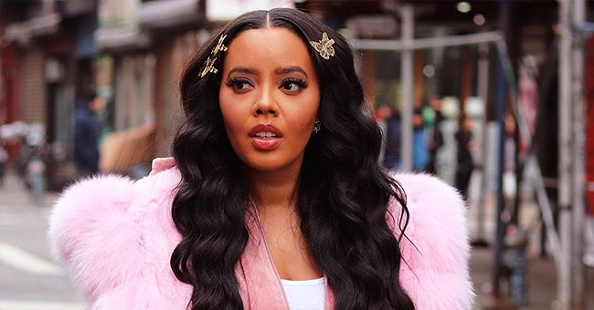 Rev Run's Daughter Angela Simmons Opens up about Life under Public Scrutiny Especially When She Got Pregnant