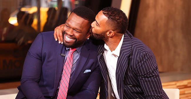 Omari Hardwick from 'Power' Shows Support for 50 Cent after He Receives Star on the Hollywood Walk of Fame