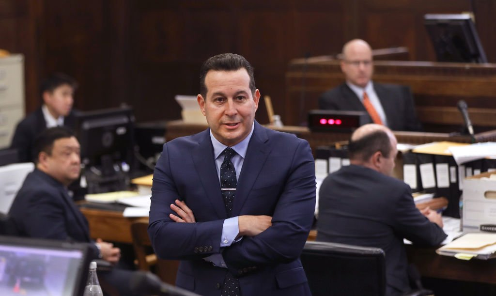 Jose Baez in Suffolk Superior Court in Boston on March 21, 2017 | Photo: Getty Images