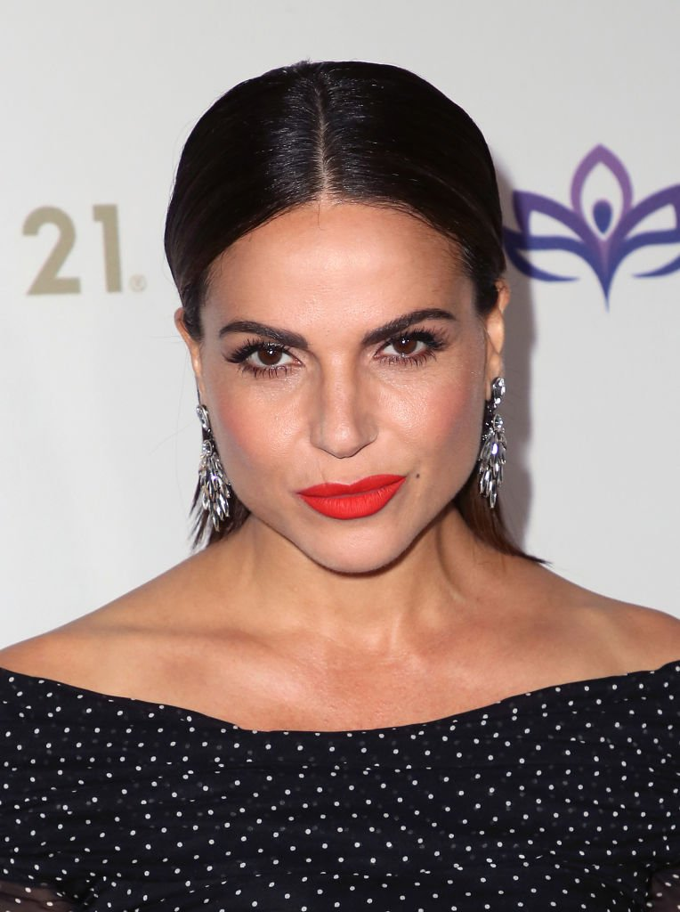 Lana Parrilla attends the Eva Longoria Foundation Gala at Four Seasons Los Angeles | Getty Images