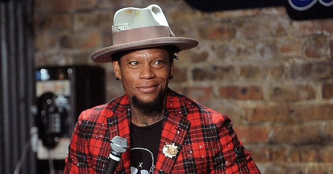 DL Hughley Shares Throwback Photo as He Reveals His Daughter Ryan Is Pregnant with Her 1st Baby