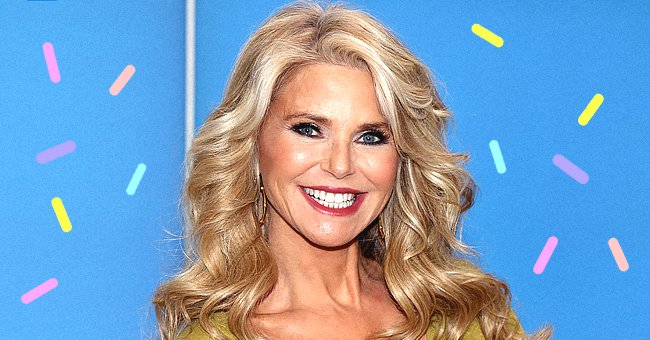 Christie Brinkley Wows in Emerald Mini Dress at Great Gatsby-themed Party — See Photos from the Event