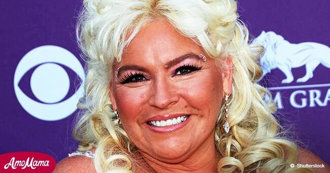 Cancer-free Beth Chapman, 50, shows off her curvy figure in a tight mini dress in recent photos