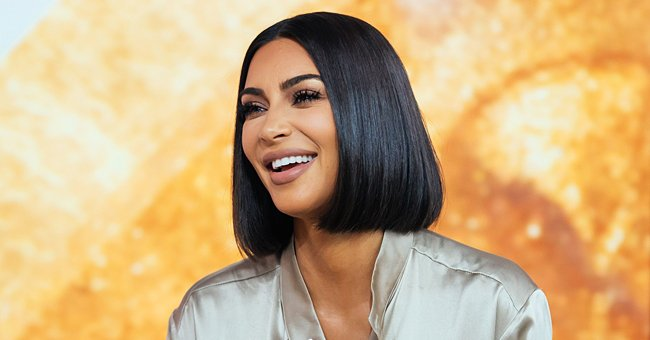 Kim Kardashian Posts Throwback Pic with Her Sisters — See Why Fans Say They Look Unrecognizable