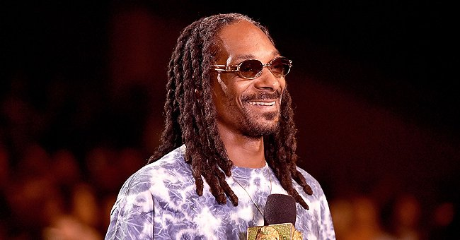 See Snoop Dogg on Grandpa Duty as He Plays with His Adorable Granddaughter, Cordoba (Photos)
