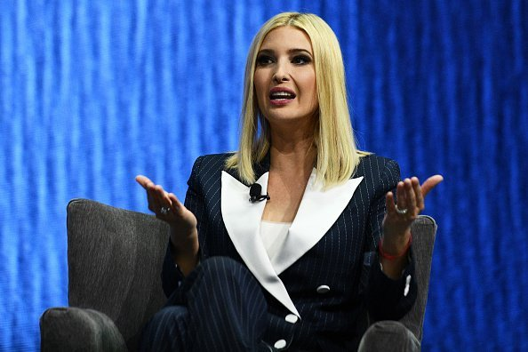 Ivanka Trump at CES 2020 in Las Vegas, Nevada, U.S., on January 7, 2020. | Photo: Getty Images