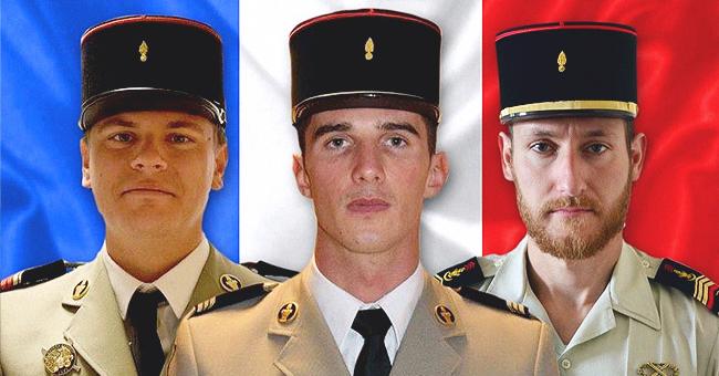 Vie et service militaire des soldats français décédés, lors d'une mission en Guyane