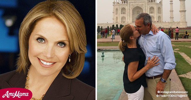 Here's how Katie Couric found the man of her dreams after losing her husband