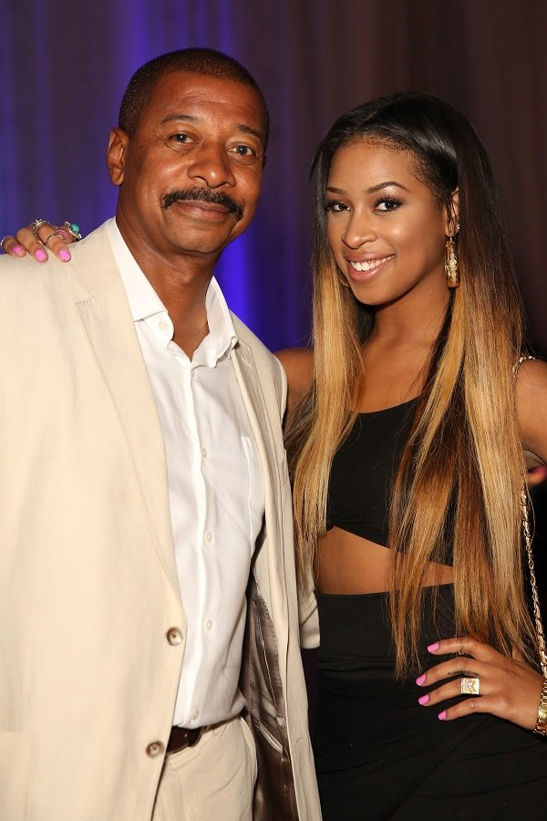 Robert Townsend and Skye Townsend on June 30, 2013 in Los Angeles, California | Source: Getty Images