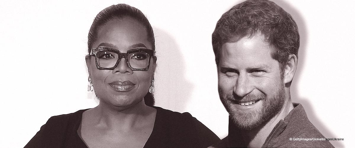 Oprah Winfrey arbeitet mit Prinz Harry, um Dokumentationen über psychische Gesundheit zu drehen