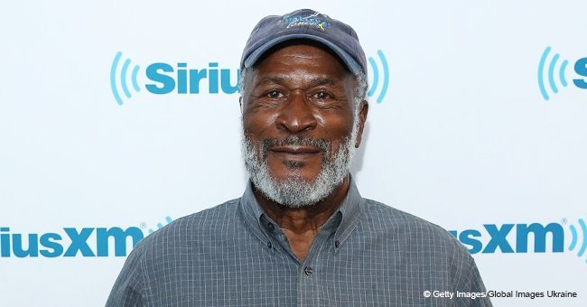 John Amos' daughter shows off strong resemblance to her dad in pics from her adventurous vacation