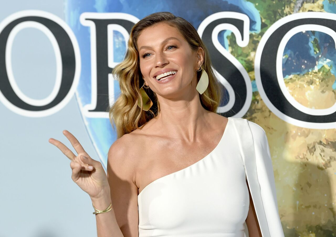 Gisele Bündchen attends the 2019 Hollywood For Science Gala. | Source: Getty Images