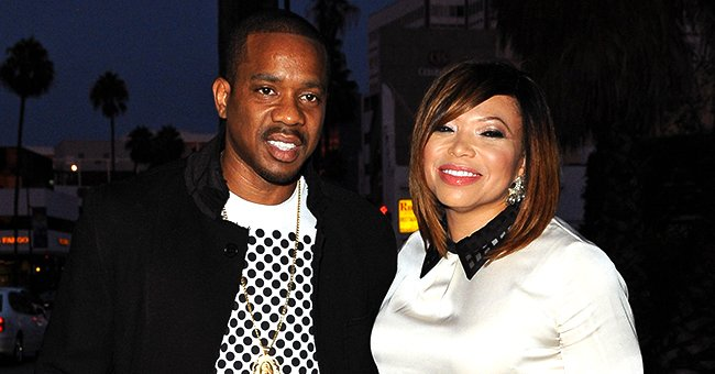 Duane Martin of 'LA's Finest' & Tisha Campbell's Sons Show Their Brotherly Bond in a Photo