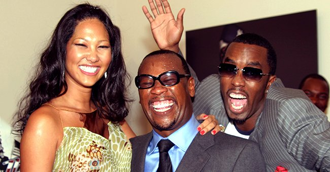 Kimora Lee Simmons and Her Ex Russell Remember Their Late Friend Andre Harrell