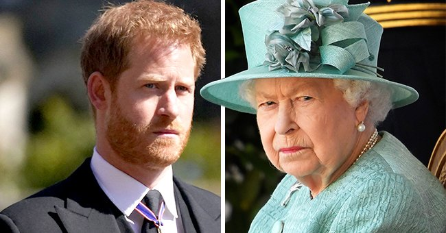 Page Six: Prince Harry Asked Grandma Queen Elizabeth for Blessing to Name His Baby Lilibet