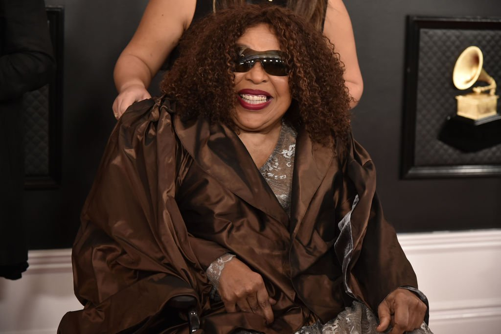Roberta Flack attends the 62nd Annual Grammy Awards at Staples Center on January 26, 2020.   Photo: Getty Images