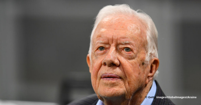 Former President Jimmy Carter Recovers from Surgery after Fall