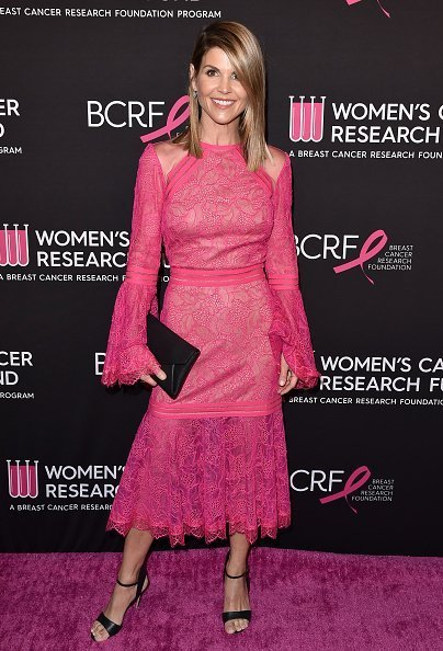 Lori Loughlin at the Beverly Wilshire Four Seasons Hotel on February 28, 2019 | Photo: Getty Images