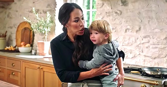 'Fixer Upper' Star Joanna Gaines' 2-Year-Old Son Crew Is Growing up & Looks Just like His Mom