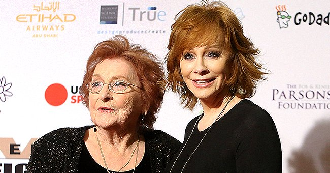 Reba McEntire's Fans Shower Her with Support after Her Beloved Mother Jacqueline Passes Away