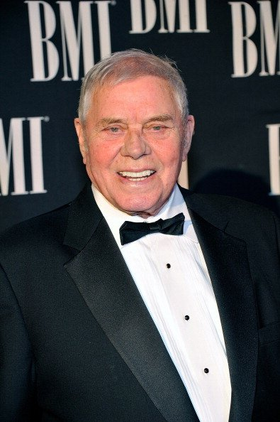 Tom T. Hall at BMI on October 30, 2012 in Nashville, Tennessee. | Photo: Getty Images