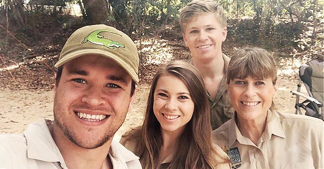 Bindi Irwin Honors Her Mother Terri, Brother Robert, and Fiancé Chandler Powell in a New 'Appreciation Post'