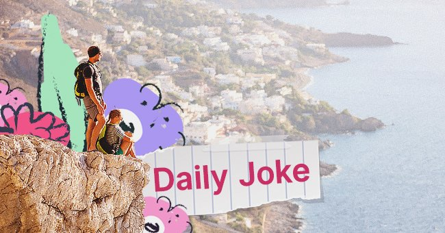 Daily Joke: Couple in Love Decided to Prove Their Feelings