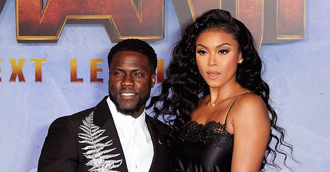 Kevin Hart's Wife Eniko Shows Her Curves Rocking a Tight Green Dress in Miami — Fans Are In Awe