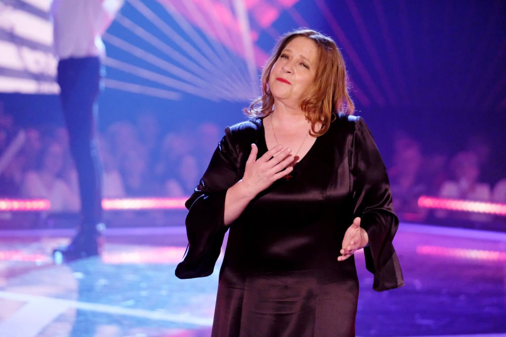 Kathy Kelly am 16.March 2019 in Leipzig | Quelle: Getty Images