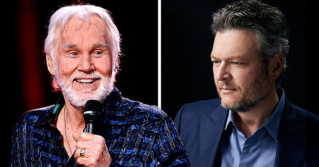 Blake Shelton & Other Music Artists Mourn Country Legend Kenny Rogers after His Recent Death at 81