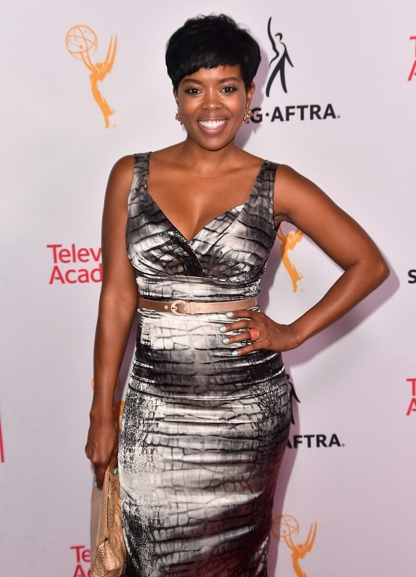 Malinda Williams on August 27, 2015 in Beverly Hills, California | Source: Getty Images