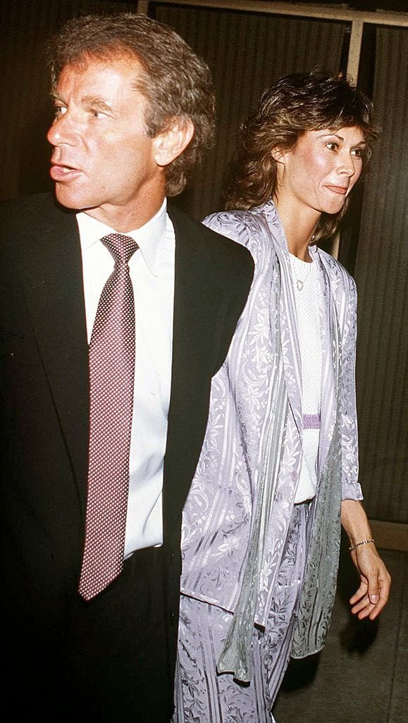Kate Jackson with Richard Cohen, circa 1985 | Photo: GettyImages