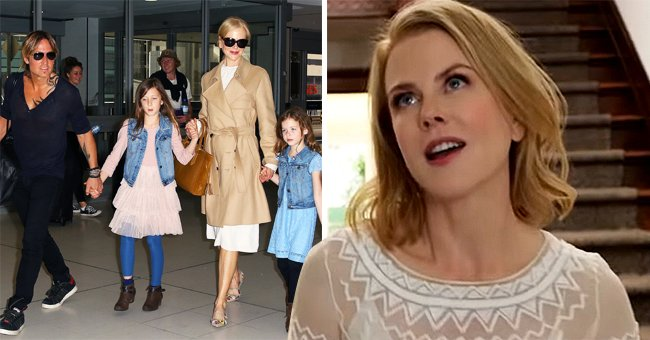 Nicole Kidman Reveals Her Family Life Changed Completely during the COVID-19 Pandemic