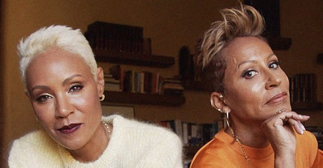 Fans Say Jada Pinkett Smith Looks Older Than Her 67-Year-Old Mom While Posing in This New Video
