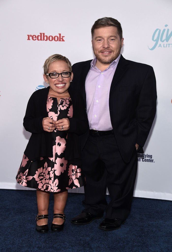 Dr. Jen Arnold and Bill Klein at TLC's Give A Little Awards at NeueHouse Hollywood. | Source: Getty Images