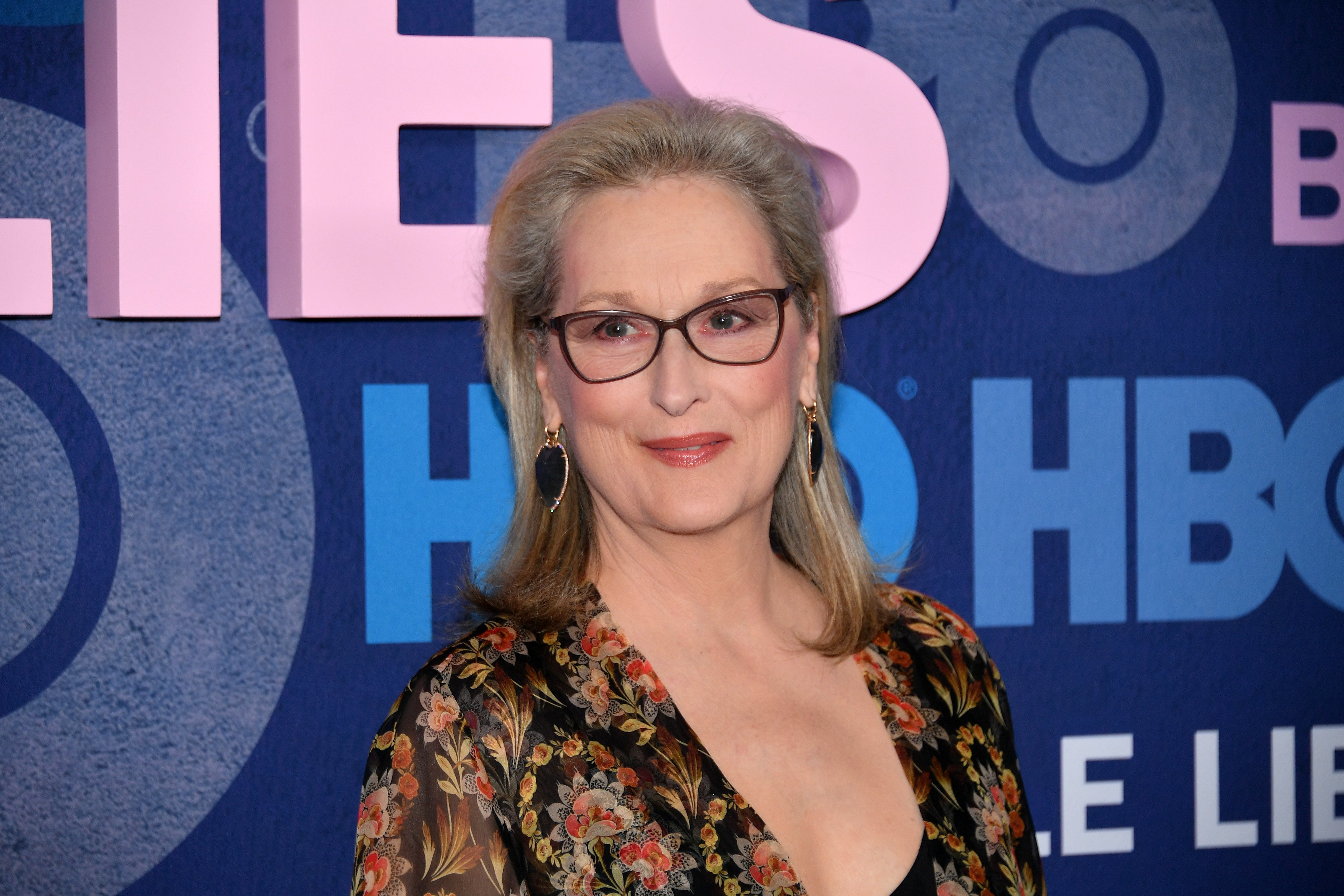 """Meryl Streep attends the """"Big Little Lies"""" Season 2 Premiere on May 29, 2019, in New York City. 