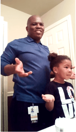 Fuente: YouTube / Active Dads Rule Derrick Culpepper