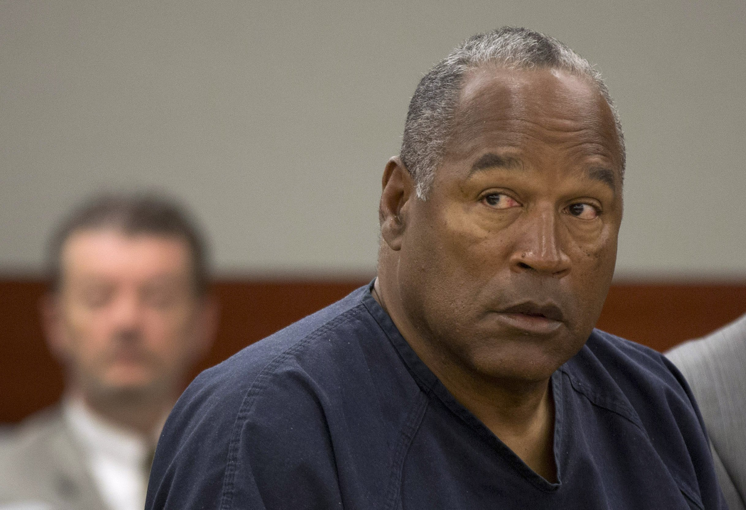 O.J Simpson during an evidentiary hearing in Clark County District Court on May 17, 2013 in Las Vegas, Nevada. | Photo: GettyImages