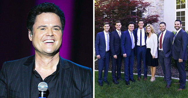 Donny Osmond Is a Proud Dad of 5 Kids - Meet All of Them