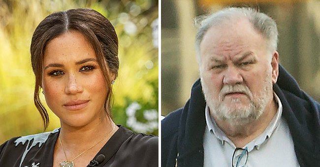 Us Weekly: Meghan's Relationship with Dad Could Have Been Strained during Her Parents' Divorce