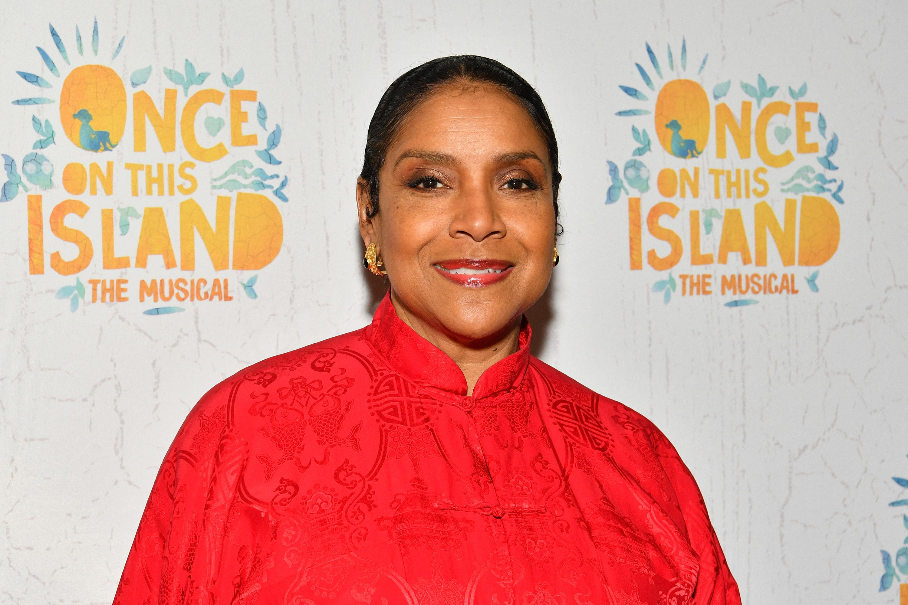 "Phylicia Rashad at the ""Once On This Island"" Broadway opening night at Circle in the Square Theatre on December 3, 2017 in New York City. 
