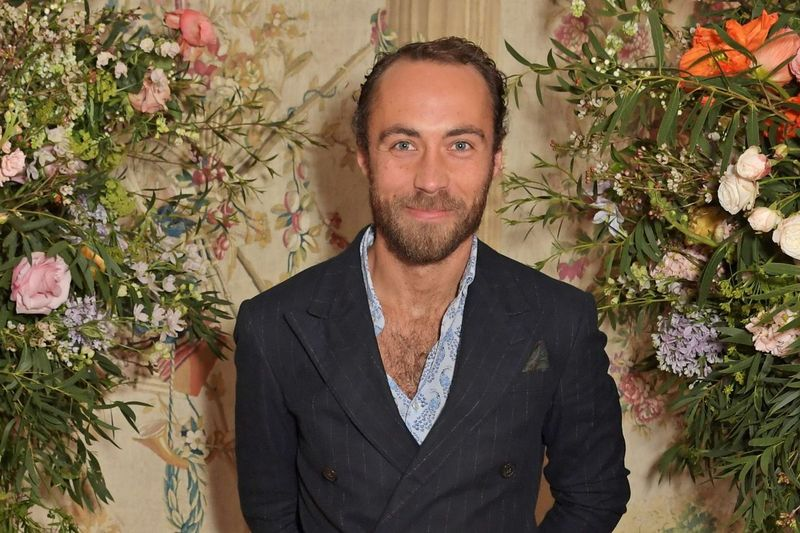 James Middleton attends the launch of the George Charitable Dogs Committee at George Club on February 26, 2020   Photo: Getty Images