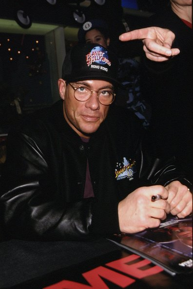 Jean-Claude Van Damme in New York for 'Street Fighter' | Source: Getty Images