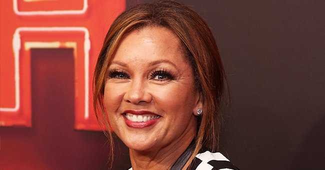 Vanessa Williams Earns Praises from Fans for Wearing a White Floral Ensemble in Closeup Selfie