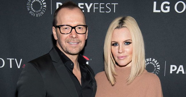 Donnie Wahlberg and Wife Jenny McCarthy Renewed Their Vows for the Fifth Time