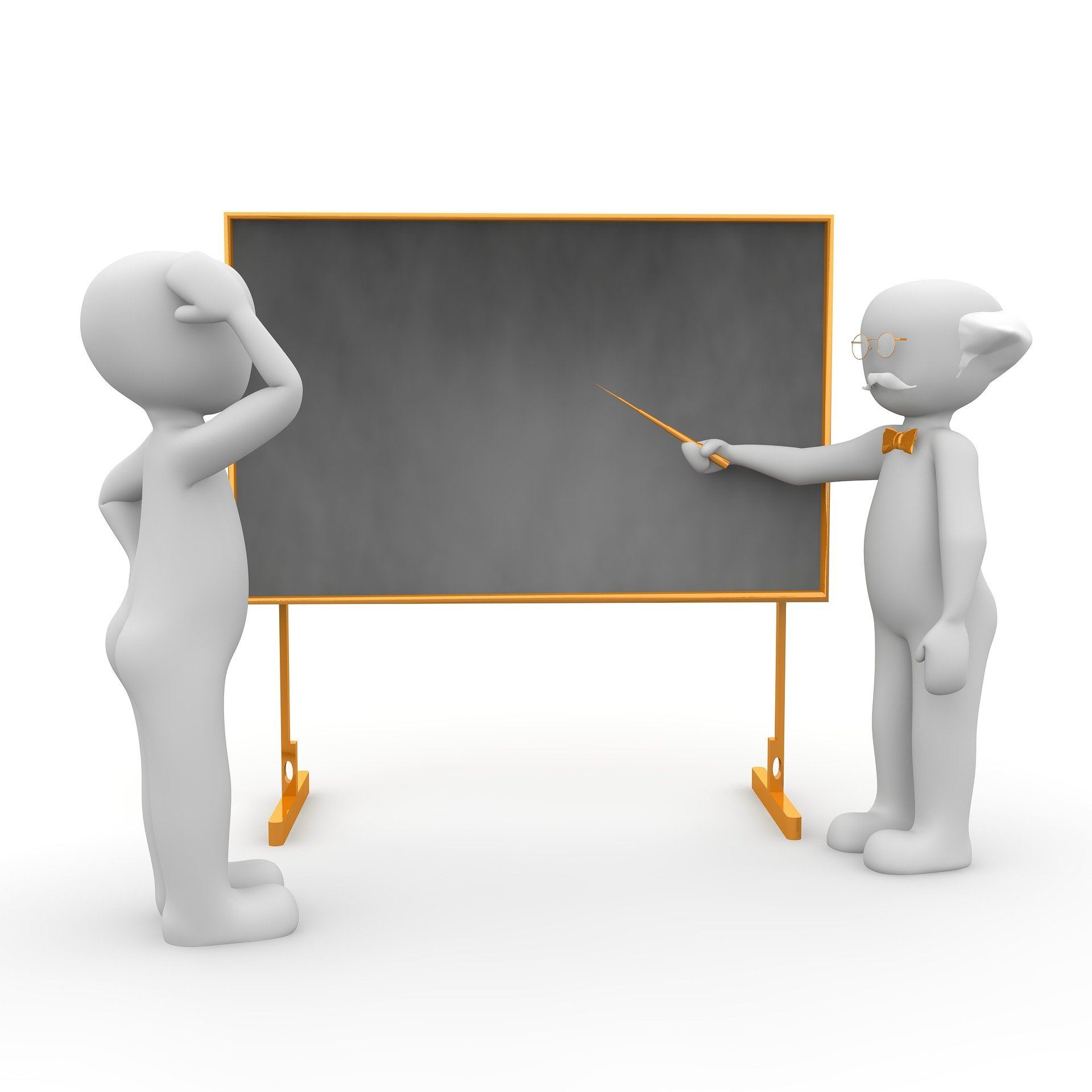 Would the professor outsmart the student?   Photo: Pixabay/Peggy und Marco Lachmann-Anke