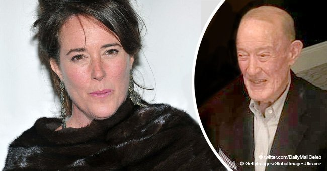 Kate Spade's father dies one night before daughter's funeral