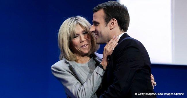 """""""Il est mon principal rival"""" : l'homme avec qui Brigitte Macron doit rivaliser pour attirer l'attention de son mari"""