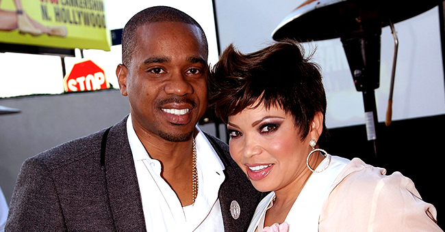 Tisha Campbell of 'My Wife and Kids' Posts Video of a U-Haul Truck outside of Her & Duane Martin's Family Home