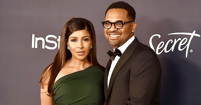 Mike Epps' Wife Kyra Melts Hearts with a Photo Showing Their Daughter Indiana's Cute Wavy Hair